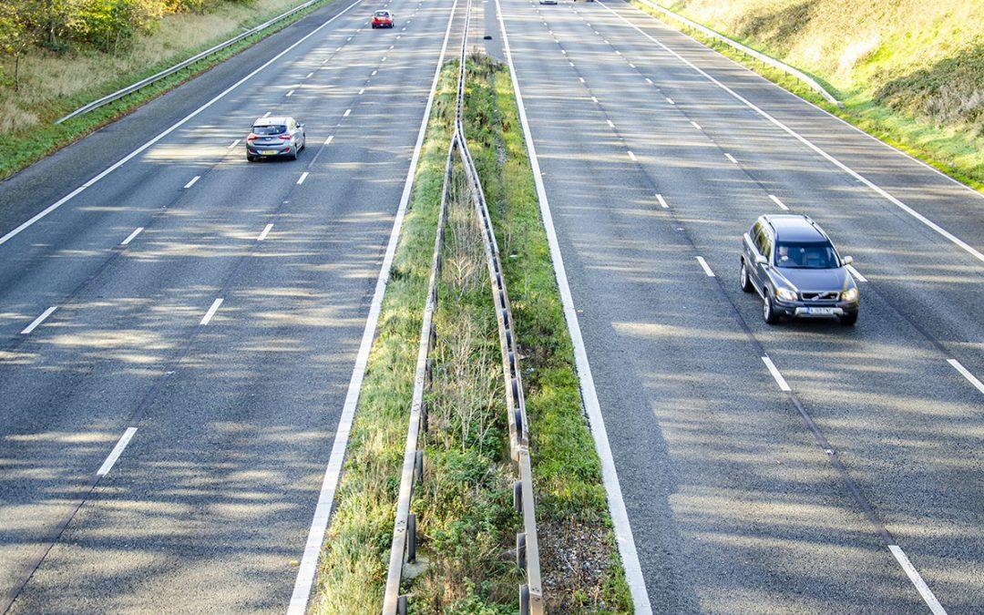 M56 Road Marking Maintenance Scheme