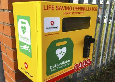 Somerford Defibrillator 2