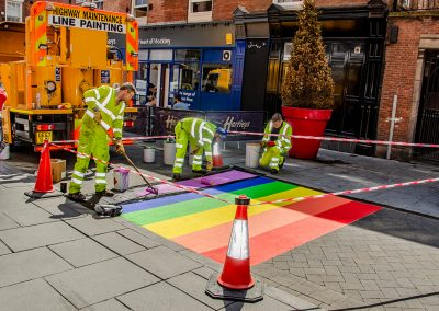 Nottingham Rainbow Crossing47