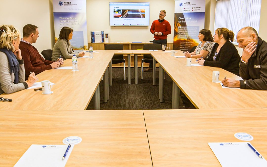 Hitex International Introduce Road Marking Training Facilities and Courses