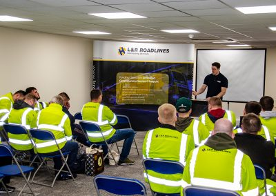 L&R Safety Stand Down Day