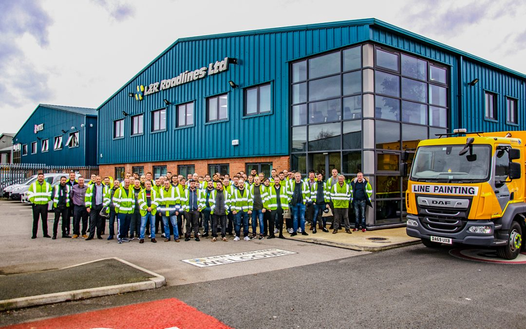 L&R Roadlines Safety Stand Down Day 2020